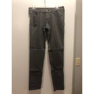 🎀OFFER?🎀 H&M skinny low waist gray jeans